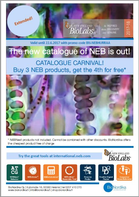 NEB Catalogue Extended