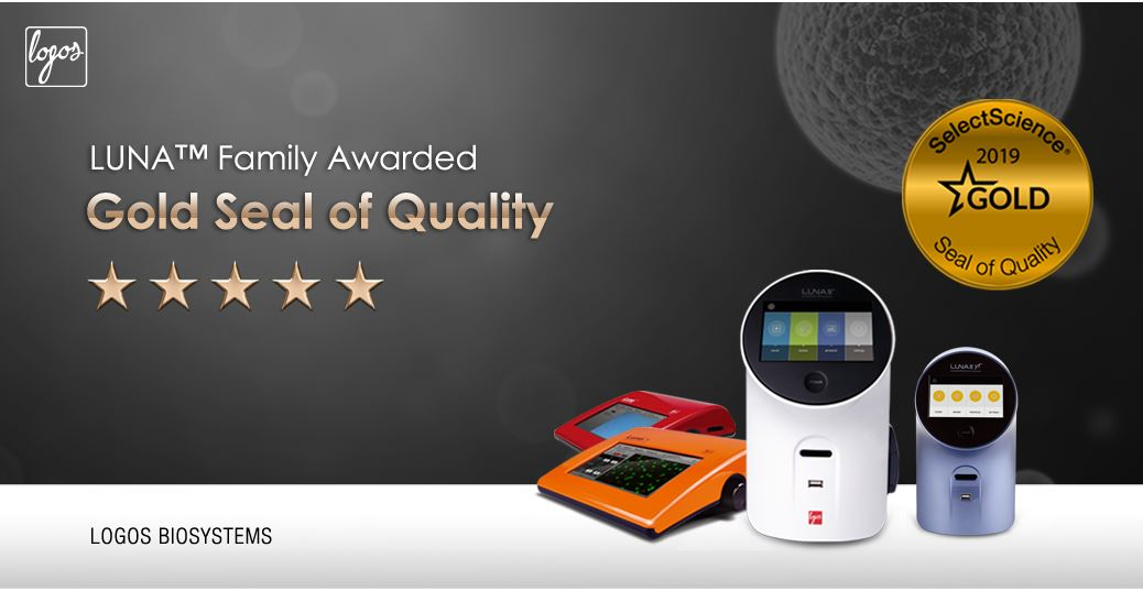 Luna Family Gold Seal of Quality 2019